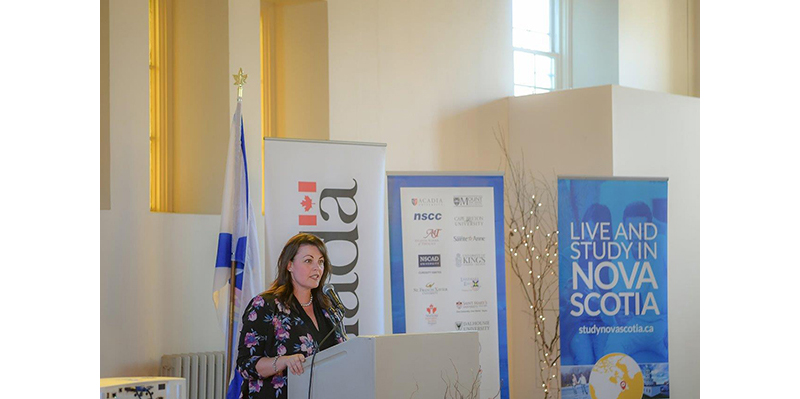 Tracey Taweel, Deputy Minister of Communities, Culture and Heritage; CEO of Immigration, Nova Scotia Office of Immigration